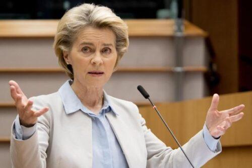 """Von der Leyen im Europäischen Rat: """"Gemeinsam werden wir sicherstellen, dass Europäer ihren fairen Anteil an den Impfstoffen bekommen werden"""""""