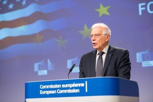 """Von der Leyen: """"Transatlantische Partnerschaft macht EU und USA stärker"""""""