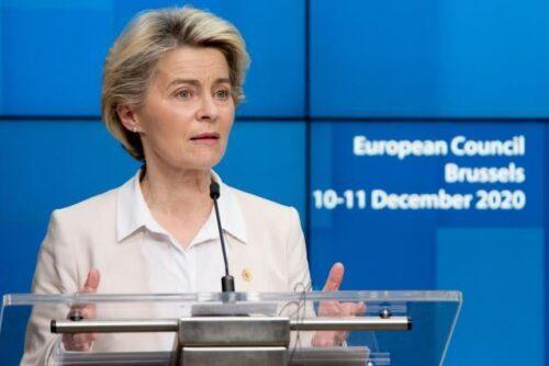 Von der Leyen nach EU-Gipfel: Ein guter Tag für Europa