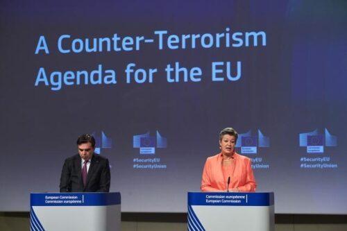 Kommission legt Regierungschefs neue Anti-Terror-Agenda vor
