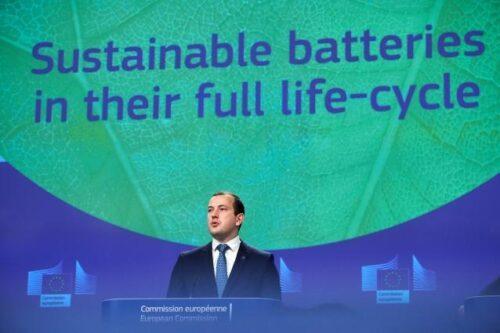 Batterien in der EU sollen nachhaltiger werden