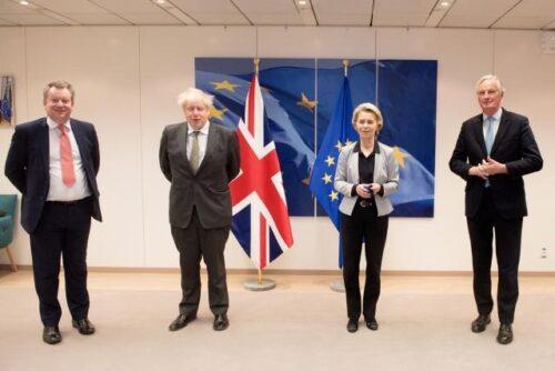 Beziehungen zum Vereinigten Königreich: Kommission schlägt gezielte Notfallmaßnahmen für einen möglichen No-Deal vor