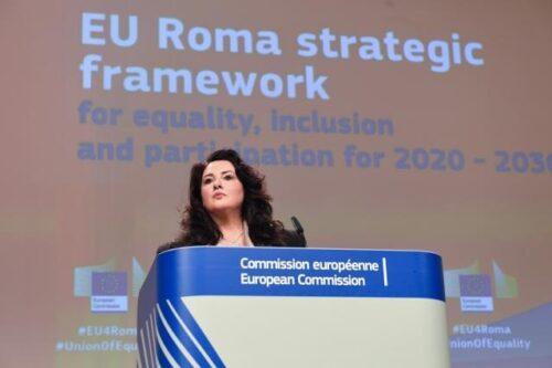 Mitgliedstaaten verpflichten sich zur Gleichstellung, Eingliederung und Teilhabe der Roma