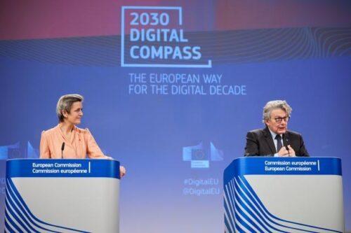 EU-Kommission legt Digitalziele für 2030 vor