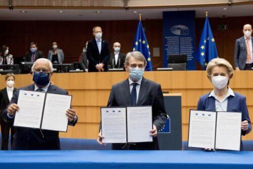 Konferenz über die Zukunft Europas: EU ebnet Weg für Austausch mit den Bürgerinnen und Bürgern für mehr Demokratie