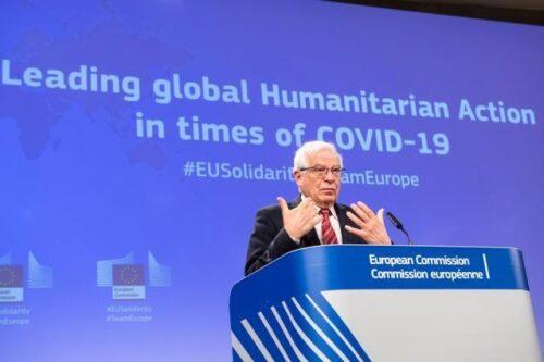 Humanitäre Hilfe: Neuer Ansatz für weltweite Unterstützung der EU angesichts der Auswirkungen von COVID-19