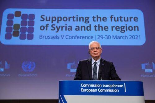 Syrien-Konferenz: EU und Vereinte Nationen mobilisieren weitere Unterstützung für syrische Bevölkerung