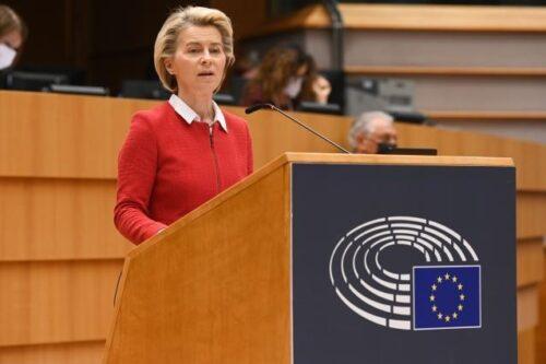 Von der Leyen: Ratifizierung des EU-UK-Handelsabkommens sichert beidseitige Verpflichtungen