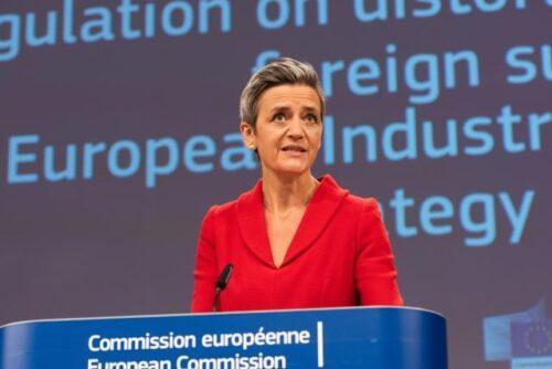 Lehren aus Corona-Pandemie: Europas Industrie soll nachhaltiger, wettbewerbsfähiger und krisenfester werden