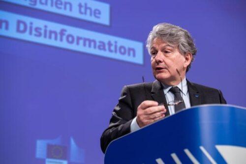 Verhaltenskodex für Online-Plattformen: EU-Kommission will weitere Akteure für Kampf gegen Desinformation gewinnen