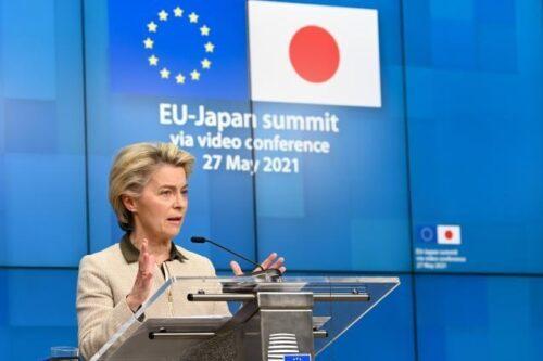 """EU und Japan vereinbaren """"Grüne Allianz"""""""