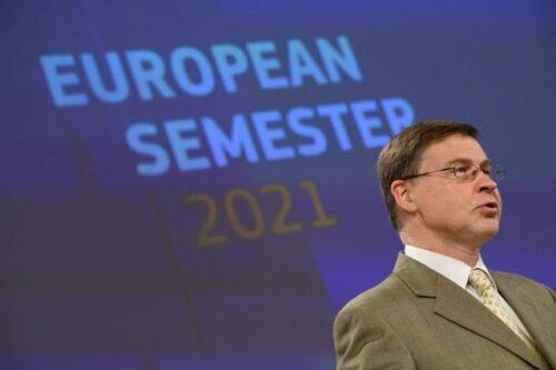 Europäisches Semester: Den Weg für eine kräftige und nachhaltige Erholung ebnen