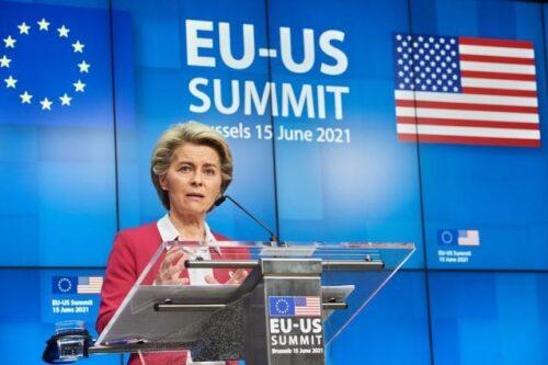 EU und USA erneuern transatlantische Partnerschaft und einigen sich im Airbus-Boeing-Streit