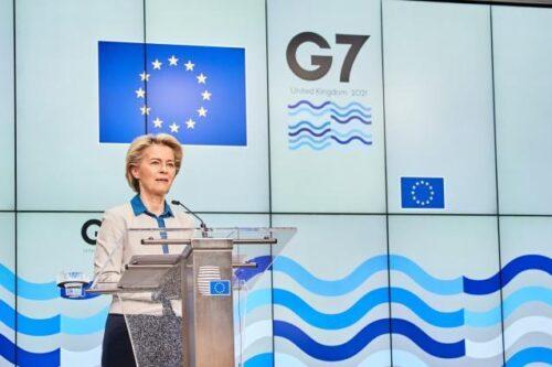 Von der Leyen vor G7-Gipfel: EU stärkt Globale Partnerschaft für Bildung