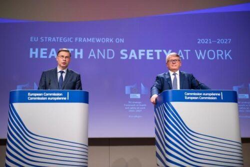 EU setzt auf Wandel, Prävention und Vorsorge bei neuer Strategie für Arbeitsschutz