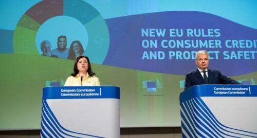 Kommission stärkt Sicherheitsnetz für Verbraucher