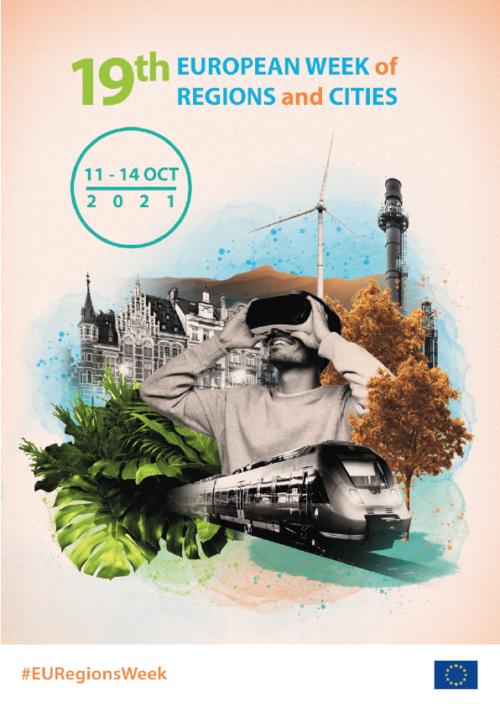 Europäische Woche der Regionen und Städte vom 11. bis 14.10.2021