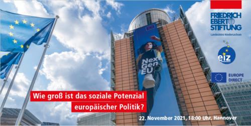 Wie groß ist das soziale Potenzial Europäischer Politik?