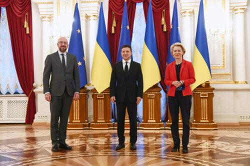 EU bekräftigt Unterstützung für Unabhängigkeit und Souveränität der Ukraine