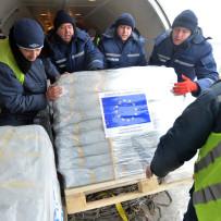 EU-Hilfen in syrischer Stadt Madaja eingetroffen