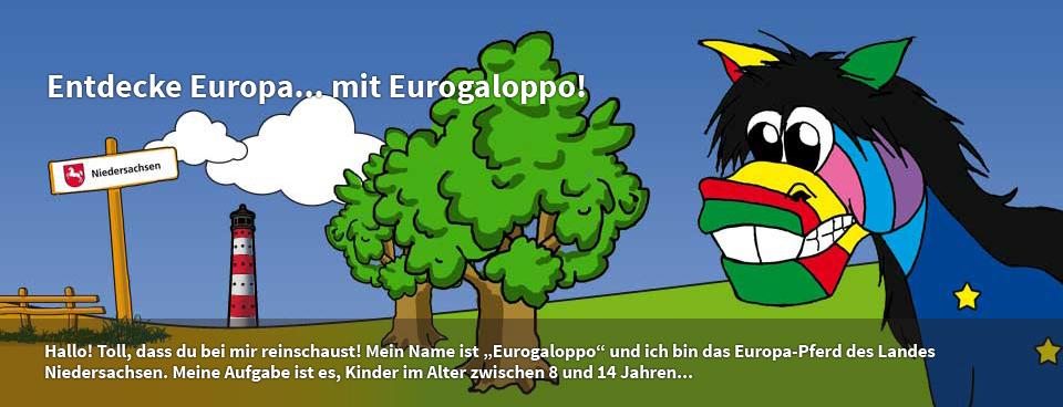 Entdecke Europa… mit Eurogaloppo!