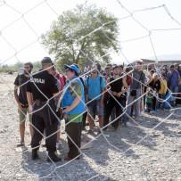 EU-Soforthilfe zur Aufnahme von Flüchtlingen in Griechenland