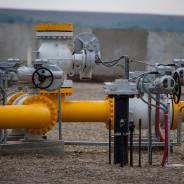 Baubeginn der Transadria-Pipeline in Thessaloniki